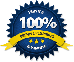 Beehive Plumbing Badge - Water Heater Repair Utah