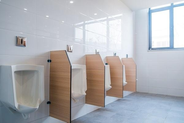 Residential Urinal Installation