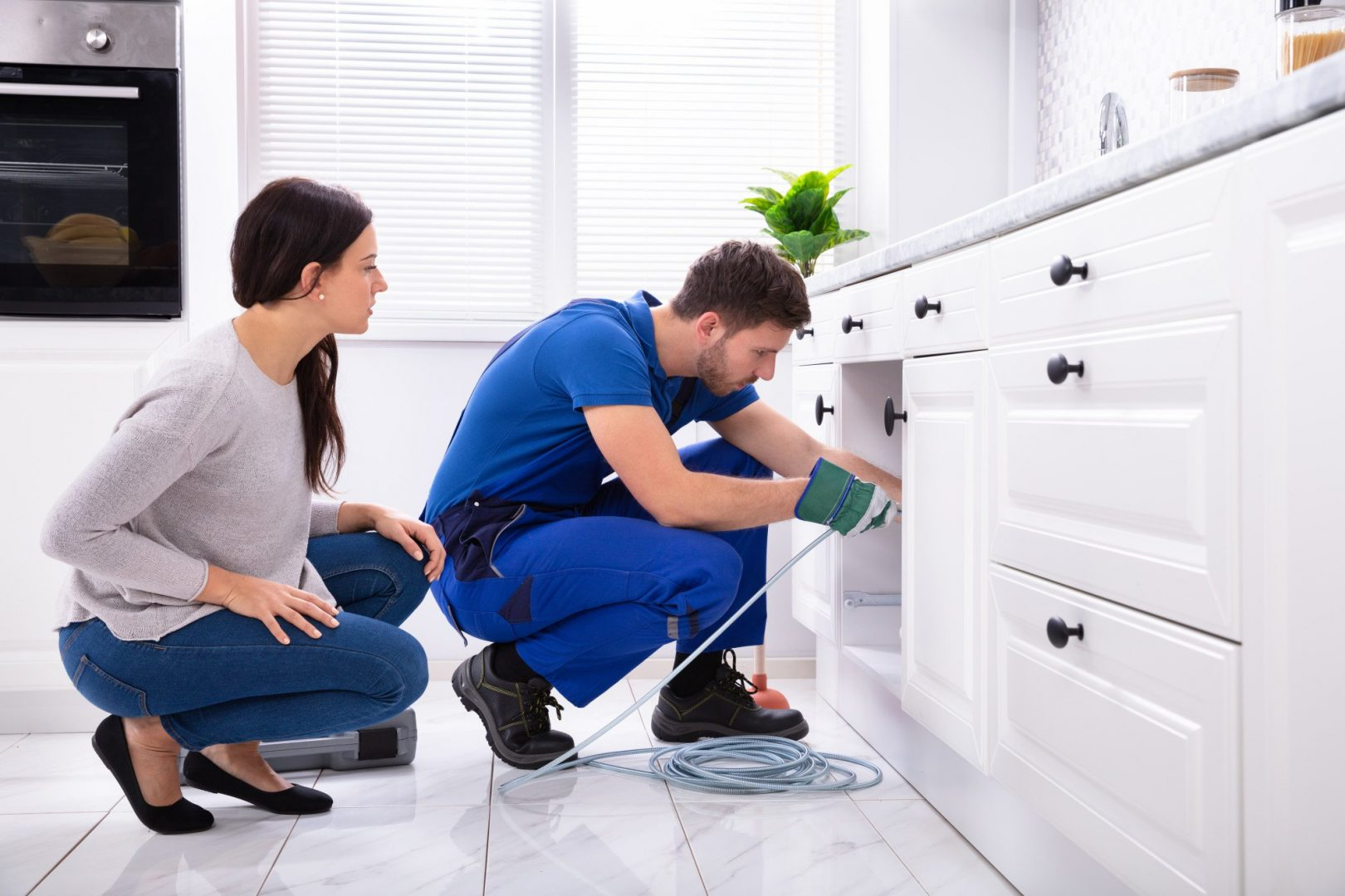 drain cleaning is a part of our professional plumbing services