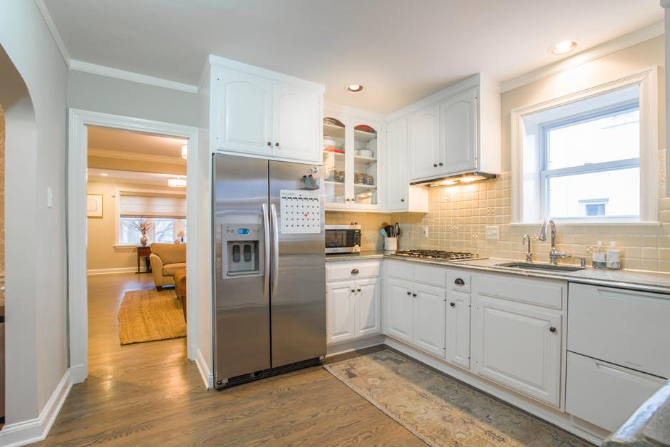plumbing needs with kitchen appliance upgrades