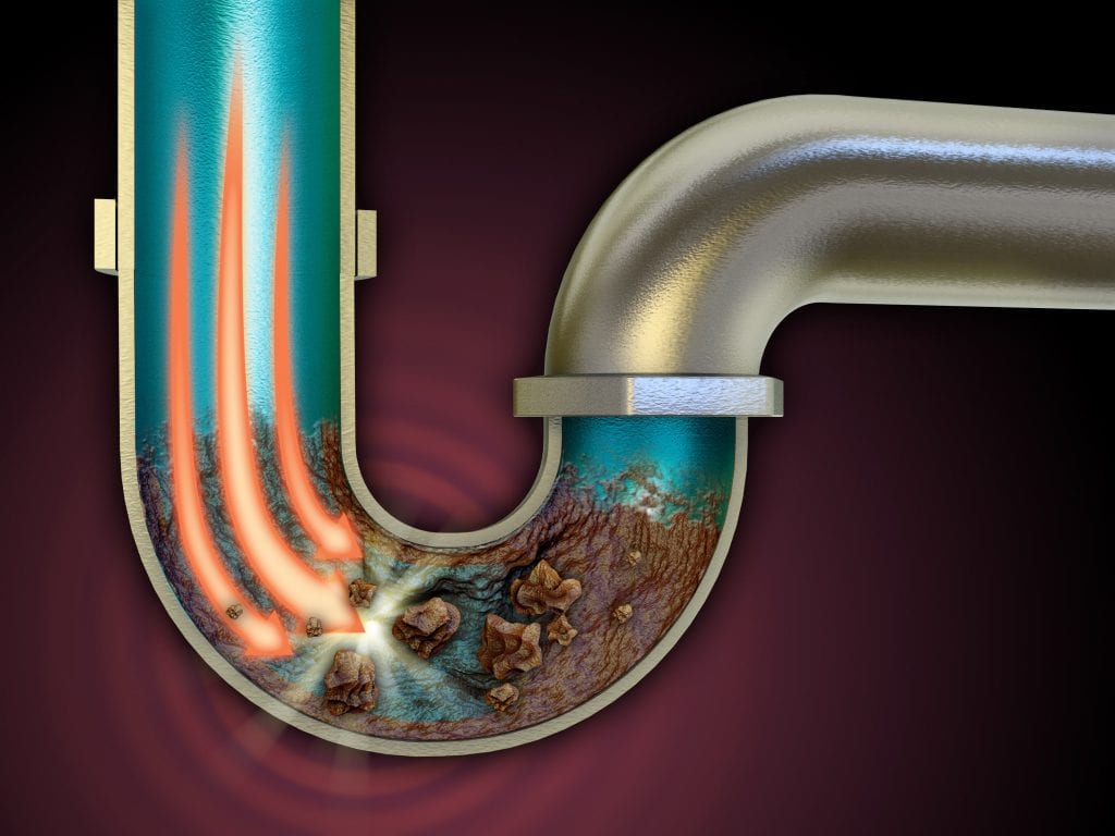 drain cleaning repair can be very necessary!