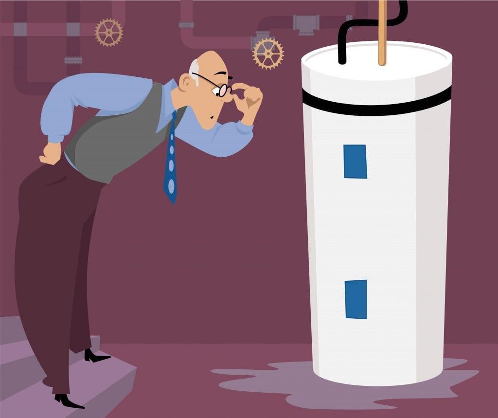 water heater repair is very common!